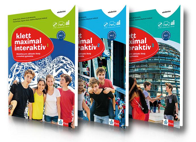 Klett Maximal interaktiv - učebnice